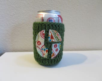 The Disco Biscuits Handmade Can Cooler