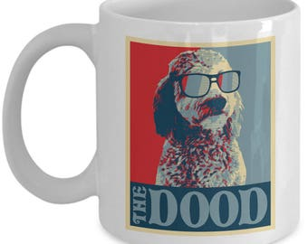 Goldendoodle Mug, The Dood, Gift for Goldendoodle Owners, Goldendoodle Lovers, Gift for Dog Owners, Dog Moms, Dog Dads, Christmas Gift