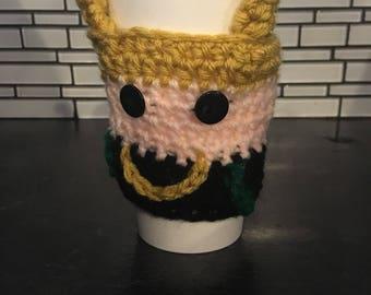 Loki cup cozy