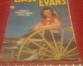 Dale Evans Comics  (VG) DC 1949 Golden Age Western Sierra Smith Toth