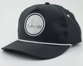 Baseball Cap black by Search Party Apparel