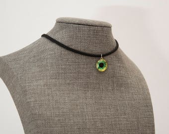 Mystical eye chokers (10 color variations)