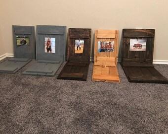 Wood Pallet Frames