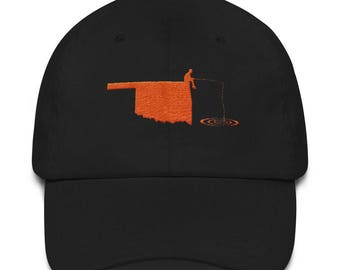 Oklahoma Fishing Dad hat