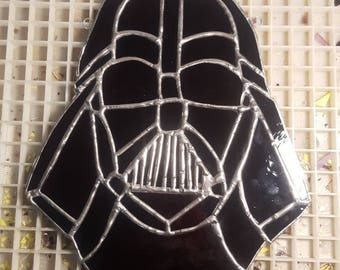 Darth Vader Stained Glass