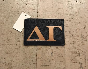 Delta Gamma ID Holder
