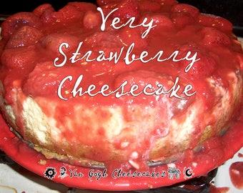 Very Strawberry Cheesecake