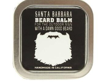 2 oz. Beard Balm Mint & Eucalyptus Scent