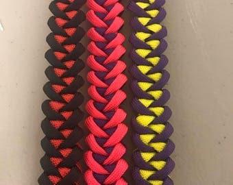 Jawbone Paracord Survival Bracelet