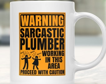 Coffee Mugs Plumbers, Mug Plumber, Gift For Plumber, Gifts For Plumber Students, Gifts For Plumbers, Coffee Mug Plumbers, Funny Mug