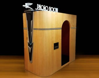 Photo Booth - Art Deco Style