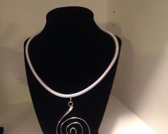 Zen style necklace