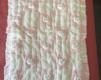 Precious Baby Quilt- Homemade