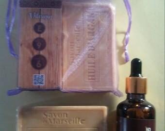 Argan Oil 50ml + Argan Soap