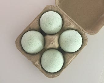 Peppermint Bath Bomb Set