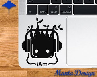 I Am Groot Guardians of the Galaxy Vinyl Decal