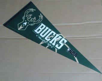 Milwaukee Bucks Pennant - Full Size