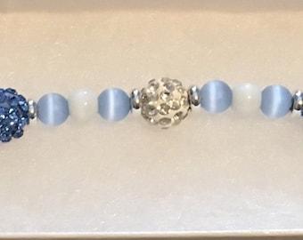 Blue Skies bracelet