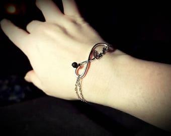 Infinite Love Diffuser Bracelet