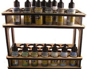 Medium Paint Rack for all major paint types