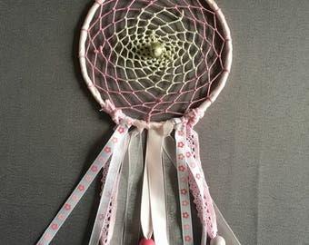 DreamCatcher diameter 10 pink