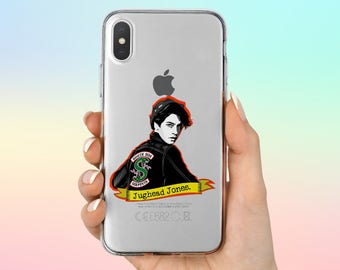 Riverdale case Galaxy S9 case Jughead Jones case iPhone X case Southside Serpents case Pixel 2 case iPhone 7 case iPhone 8 Plus case iPod 6