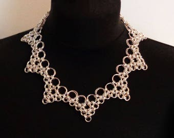 "18"" Chainmaille Necklace"