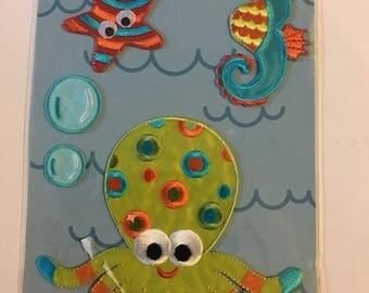Under the sea motif!
