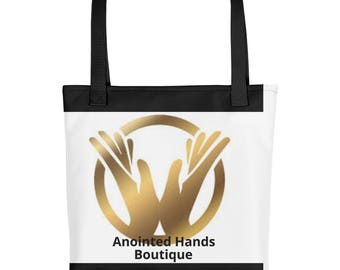 Anointed Hands Tote bag