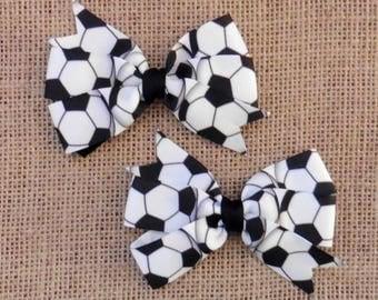 Soccer Bow Set