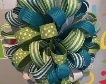 Handmade Gift Wrapping Bows