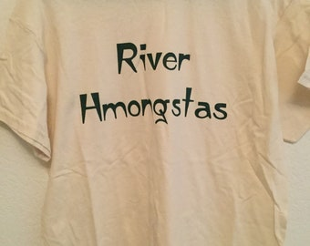 River Hmongsters shirt