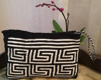 Wayuu clutch handmade bag