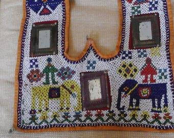 Vintage beadwork Toran