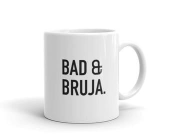 Bad & Bruja Mug