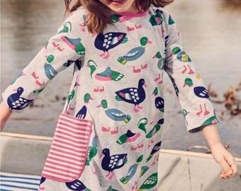 Toddler Lucky Duck Dress