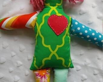 Piola handmade dolls