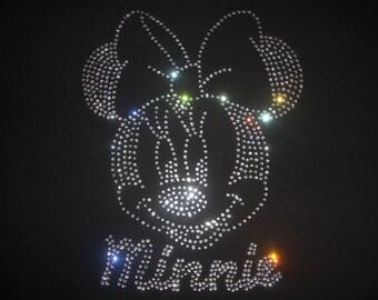 Minnie Mouse Rhinestone T-shirt