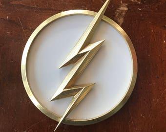 The Flash CW emblems