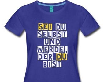 Be t-shirt (women)