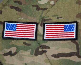 IR American Flag Patch