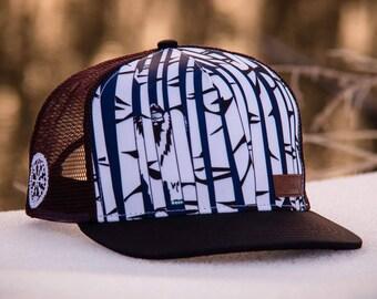 Lurker trucker hat