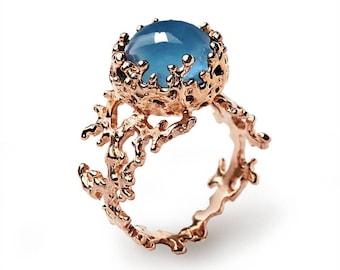 Topaz gemstone Ring