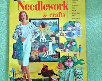 McCall's Needlework & Crafts Spring-Summer 1964