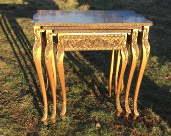 Shabby Chic/Vintage/Retro Nest of Tables