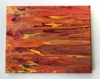Abstract Paint Pour 07b