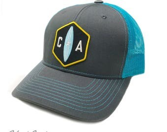 California Scout  : Trucker Snapback Hat