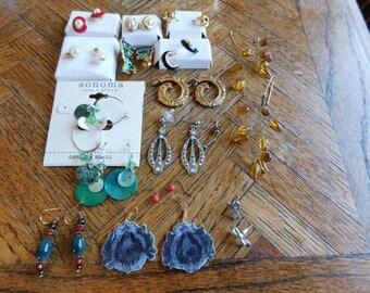 Earring Lot (15 sets)