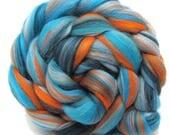 Merino Combed Wool Top - Lamorna  100g
