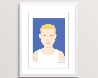 Eminem Print